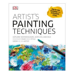 artists-painting-techniques-dk-books