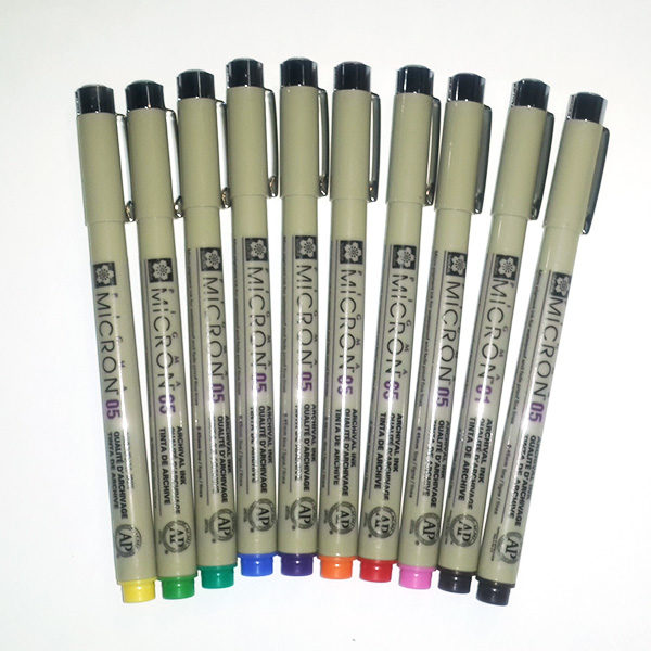 sakura-pigma-micron-assorted-colour-pens