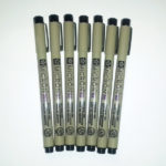sakura-pigma-micron-black-pens