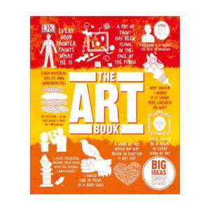 the-art-book-dk-books