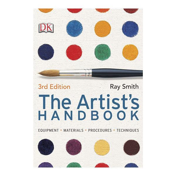 the-artist-handbook-dk-books