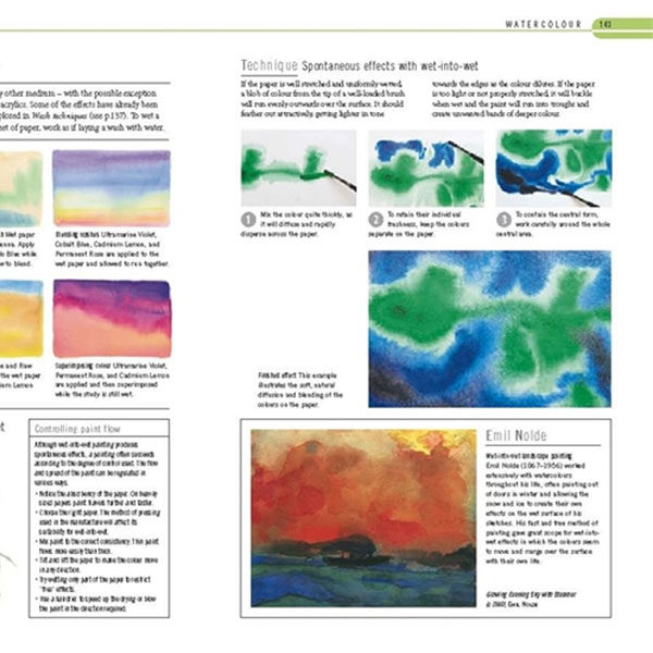 the-artist-handbook-dk-books-inside-view-1