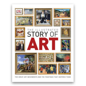 the-illustrated-story-of-art-dk-books