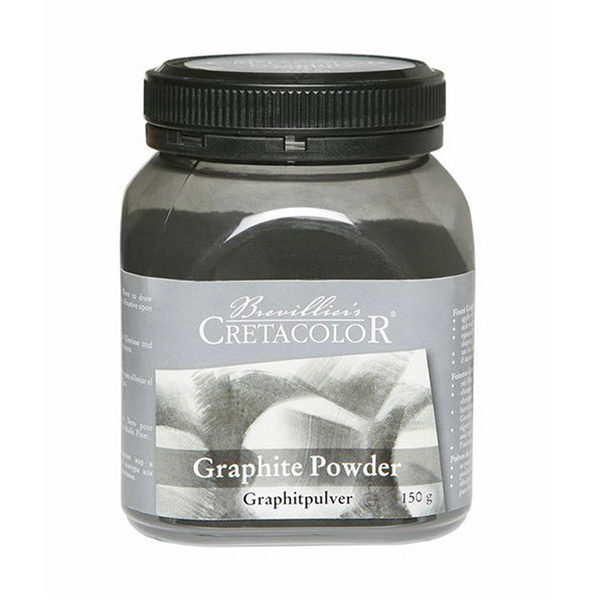 Cretacolor-Graphite-Powder-150g-Tub--Prime-Art