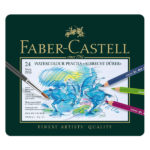 Faber-Castell-Albrecht-Durer-Watercolour-Pencil-Tin-24-Set