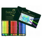Faber-Castell-Albrecht-Durer-Watercolour-Pencil-Tin-60-Set