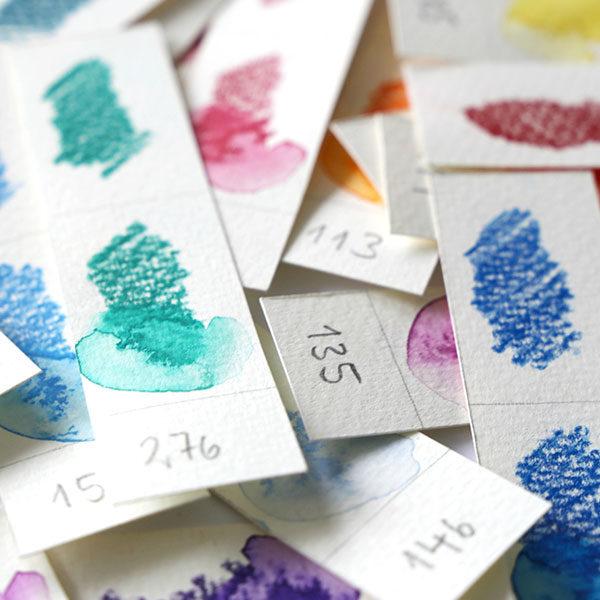 Albrecht-Durer-watercolour-samples-1-Faber-Castell