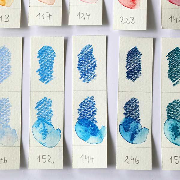 Albrecht-Durer-watercolour-samples-2-Faber-Castell