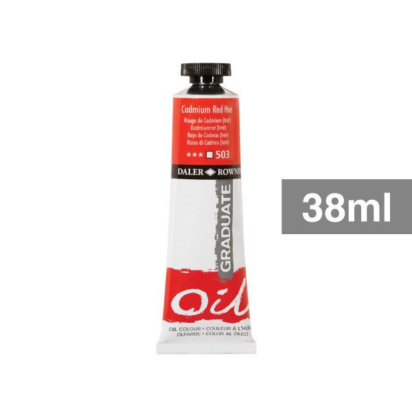 Daler-Rowney-Graduate-Oil-Paint-38ml-tube