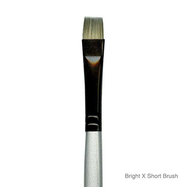 Dynasty-Series-4900-Silver-Black-Bright-X-Short-Brush