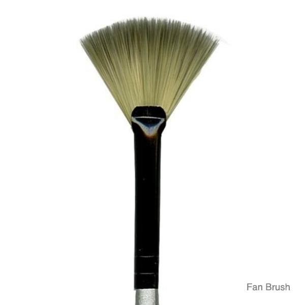 Dynasty-Series-4900-Silver-Black-Fan-Brush