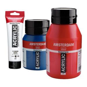 Royal-Talens-Amsterdam-Standard-Series-Acrylic-Tube-and-Bottles