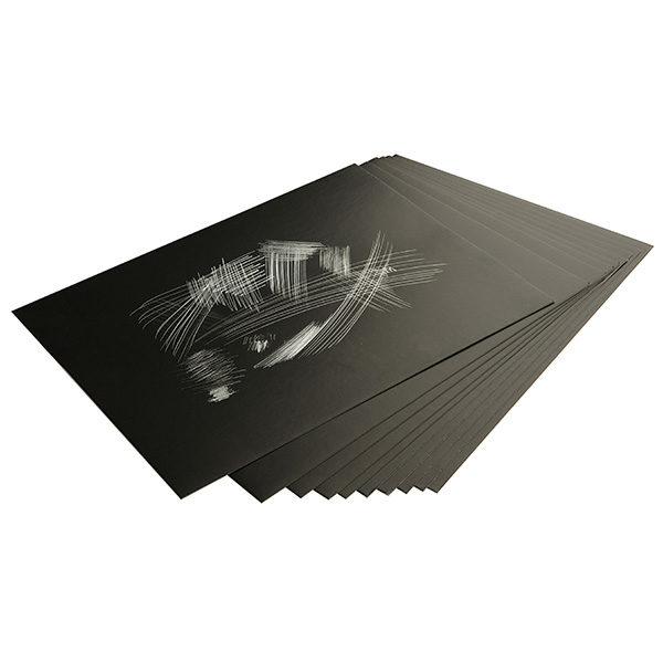 Scraper-Board-Silver