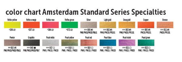 amsterdam-standard-seriesspecialities-colour-chart