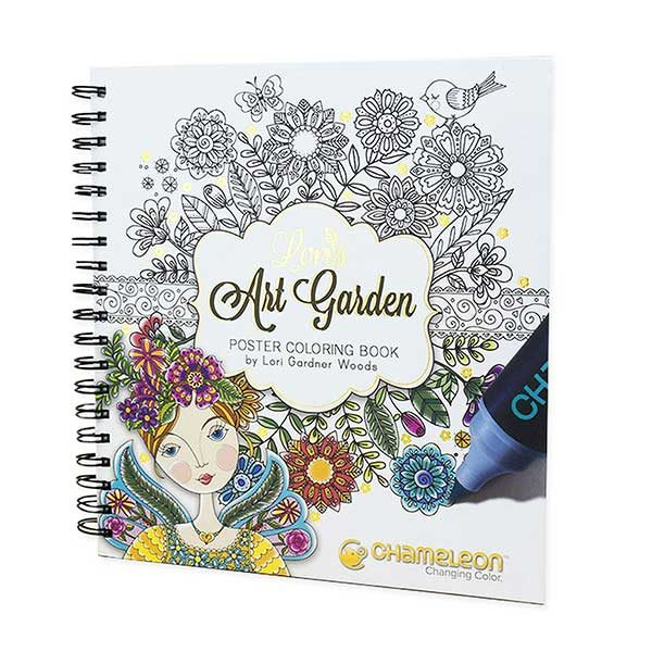 loris-art-garden-poster-coloring-book-front