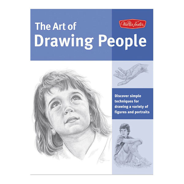 walter-foster-the-art-of-drawing-people-book