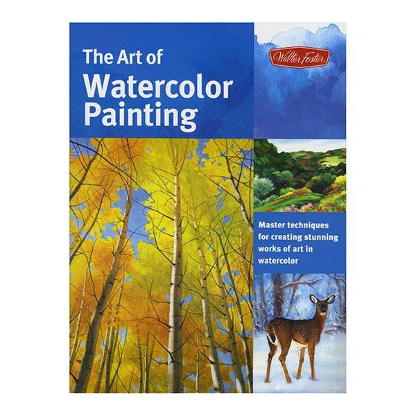 walter-foster-the-art-of-watercolor-painting-book