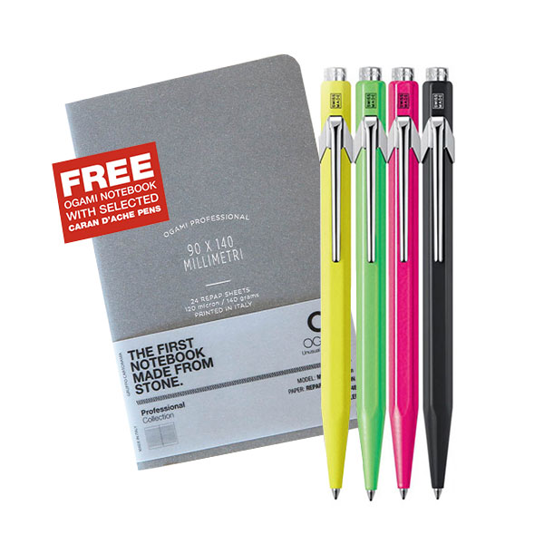 849-Popline-Ballpoint-Pen-with-free-Ogami-Softcover-90x140-book