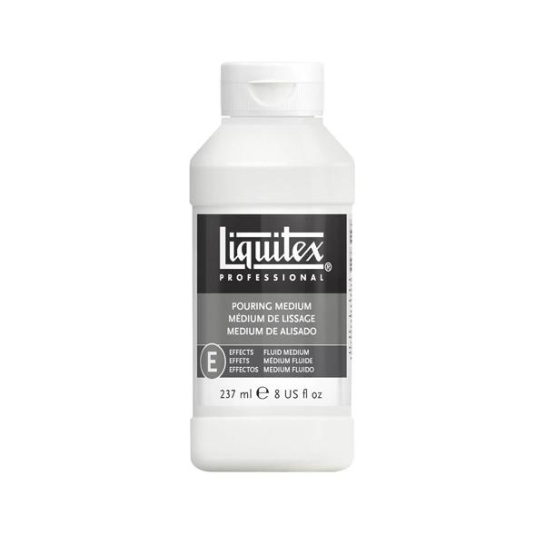 Liquitex-Acrylic-Pouring-Medium-237ml-Bottle