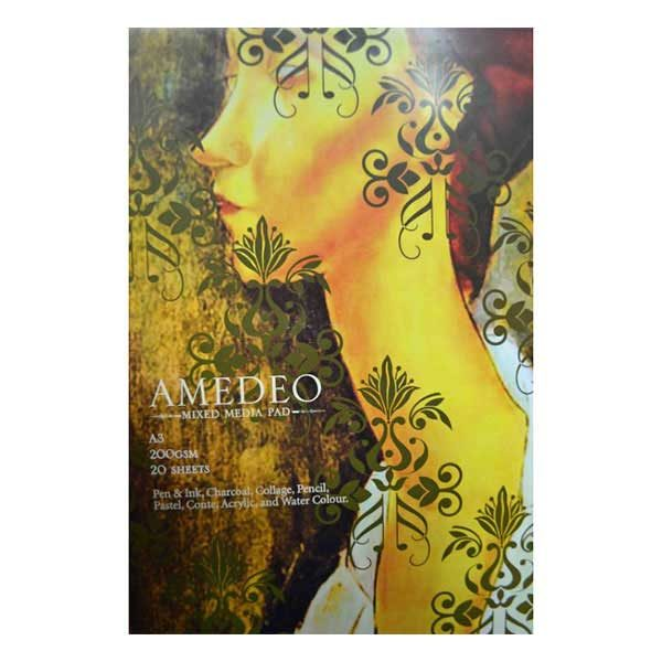 Mixed-Media-Pad-200gsm-Amedeo