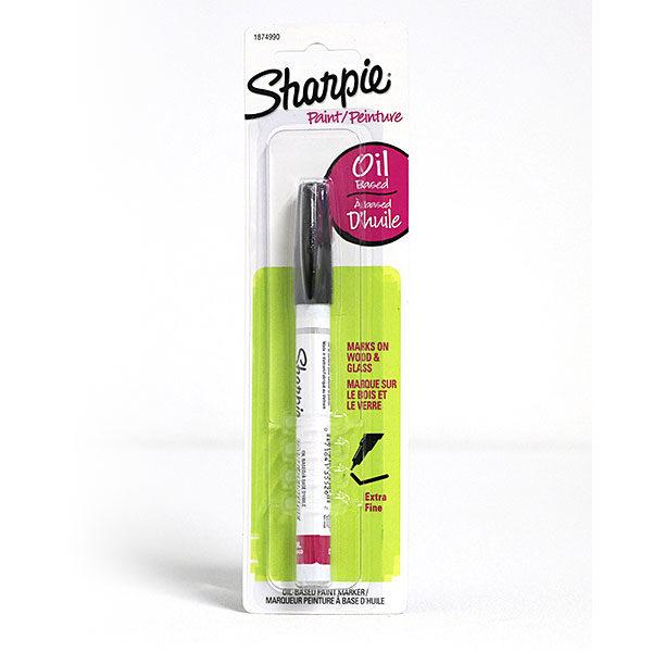 Oil-Based-Extra-Fine-Black-Paint-Marker---Sharpie-Front