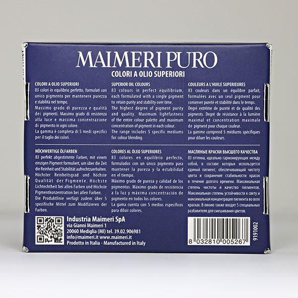 Oil-Paint-Set-of-5-Maimeri-Puro-Back