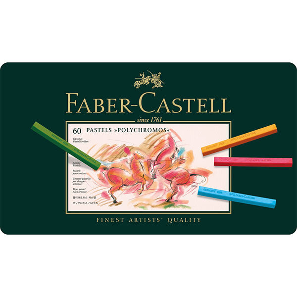Polychromos-Pastel-Set-of-60-Faber-Castell-Front-inside-t