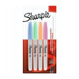 Sharpie-Fine-Bright-Pastel-Colours-Set-of-4-new