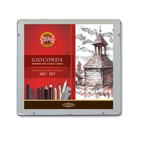 Gioconda-Art-Set-of-24-Koh-I-Noor