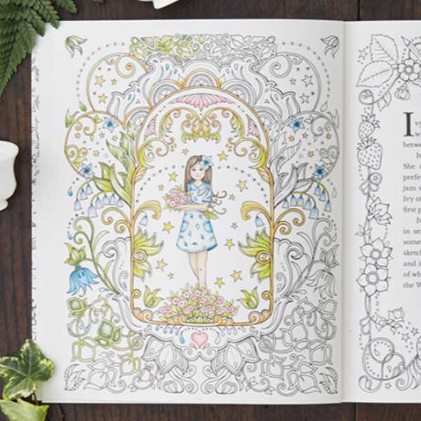 Ivy And The Inky Butterfly Book Pages 1