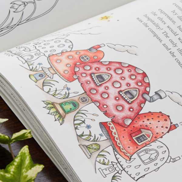 Ivy and the Inky Butterfly - Johanna Basford - Array