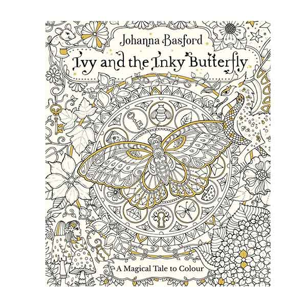 Ivy And The Inky Butterfly Johanna Basford