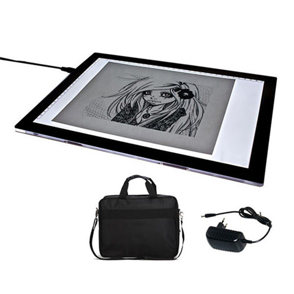 LED-Tracing-Light-Box-A3-With-Bag