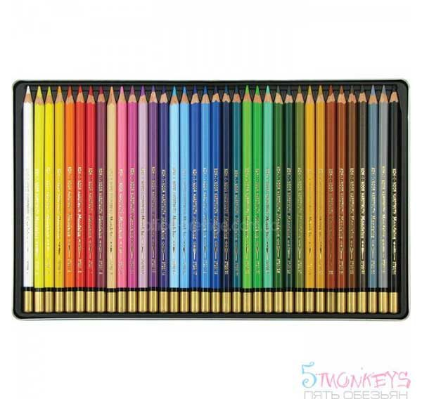 Mondeluz-Aquarelle-Coloured-Pencils-set-of-36-Inside-Koh-I-Noor