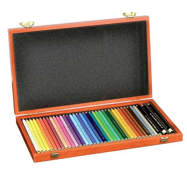 Polycolour-Pencils-Wooden-Box-set-of-36-Koh-I-Noor