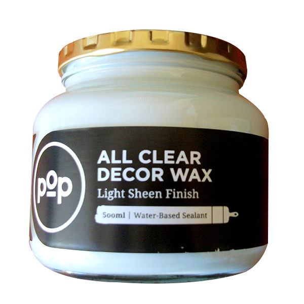 Pop Chalk Paint 290ml - Clear