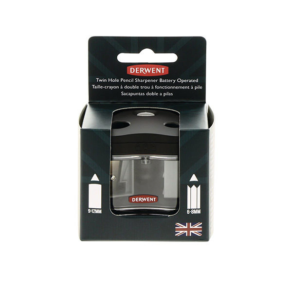 Twin-Hole-Pencil-Sharpener-Battery-Operated-Derwent