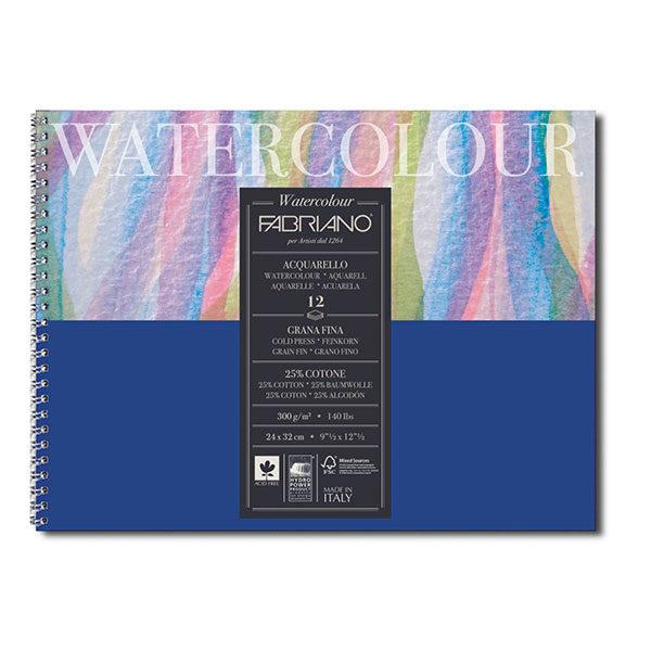 Watercolour-Acquarello-Pad-Fabriano