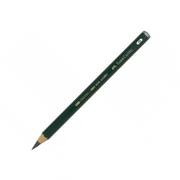 faber-castell-9000-single-jumbo-hb-pencil
