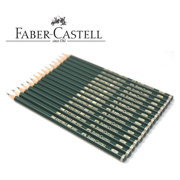 faber-castell-9000-single-pencils