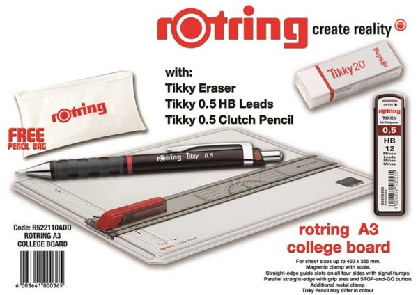 rotring-a3-college-board