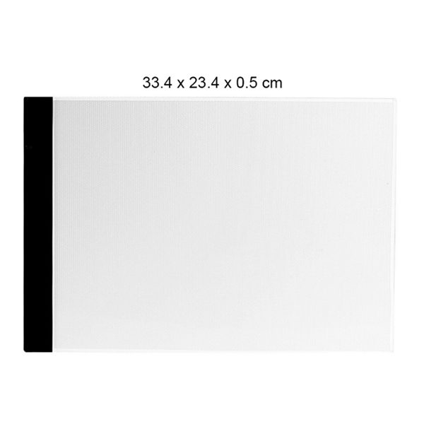 LED-Tracing-Light-Box-A4-size