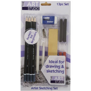 THE-ART-STUDIO-ARTIST-SKETCHING-SET-OF-3