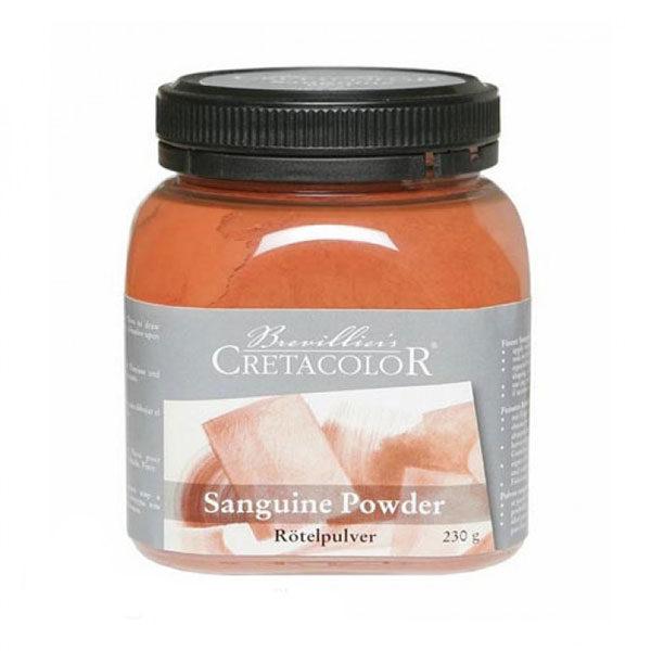 Cretacolor-Sanguine-Powder-230g-Tub