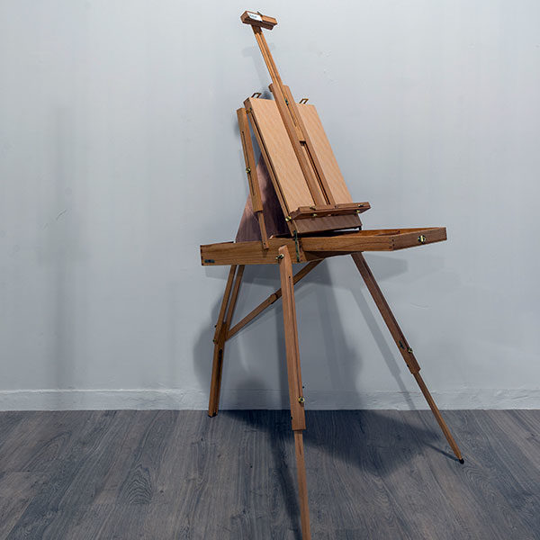 Easel-Wooden-French-Box-Style-open