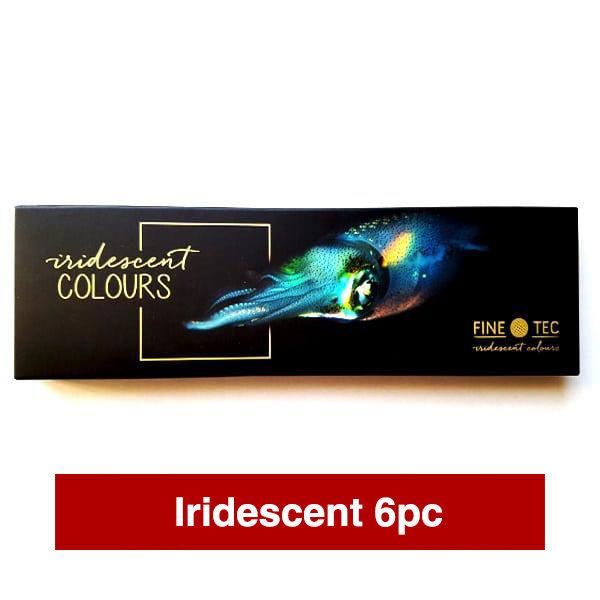 Finetec-Watercolour-Paint-Colour-Iridescent-Box-Set
