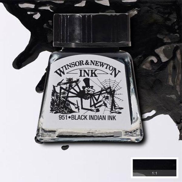 Ink-14ml-Black-Indian-Ink-Winsor-&-Newton