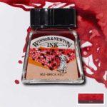 Ink-14ml-Brick-Red-Winsor-&-Newton