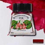 Ink-14ml-Crimson-Winsor-&-Newton