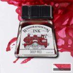 Ink-14ml-Deep-Red-Winsor-&-Newton